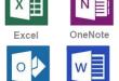 Office 2013 logo's