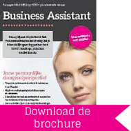 Download brochure Business Assistant