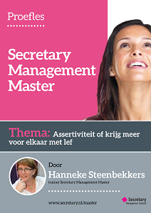 Proefles Secretary Management Master