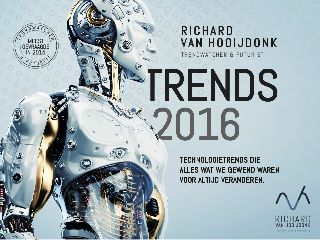 eBook Trends 2016 Richard van Hooijdonk