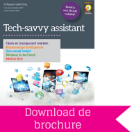 Cursus Tech-Savvy assistant