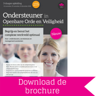 Download brochure Ondersteuner OOV