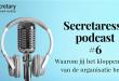 Podcast SMI - De secretaresse is het kloppend hart van de organisatie