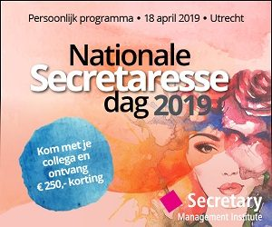 Nationale Secretaresse Dag 2019