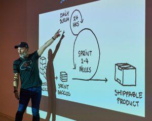 Tech Savvy Event - Sander Hoogendoorn